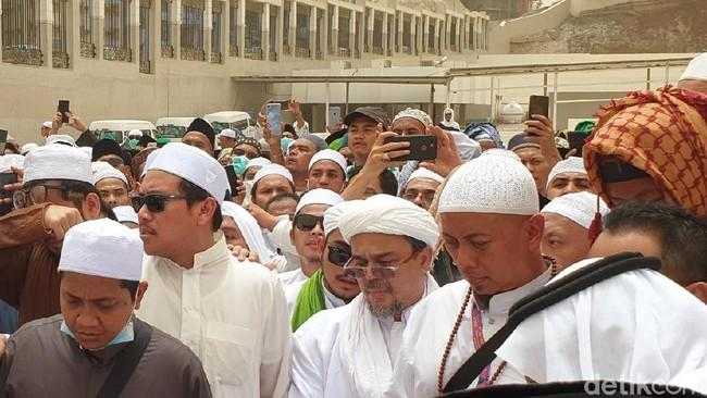 Imam Besar Saudi Tekankan Ibadah Haji Simbol Damai Tolak Terorisme