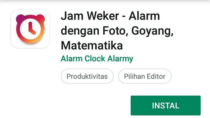 5 Alarm Handphone Ini Cocok Buat Kita Yang Susah Bangun Pagi