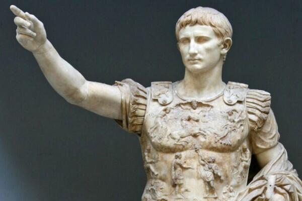 6 Fakta Menarik Octavianus Augustus, Sang Kaisar Pertama Romawi