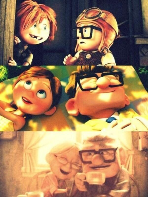 Wajib Ditonton, Inilah 5 Film Animasi Pixar yang Penuh Makna