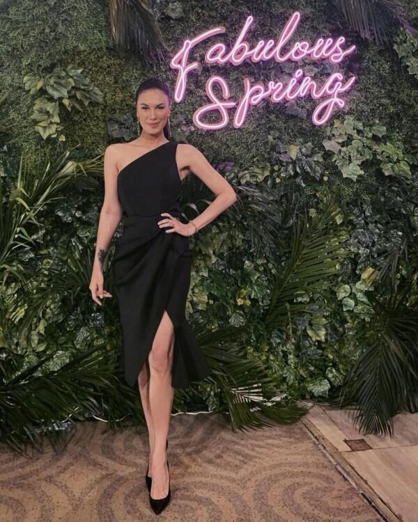 Ulang Tahun, 10 Pesona Awet Muda Sophia Latjuba di Usia ke-49 Tahun