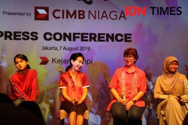 Gaya Hidup Sehat & Senang ala The Color Run, Ajak Anak Down Syndrome