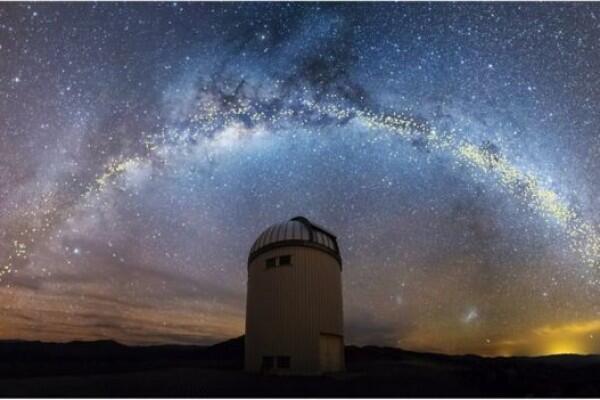 "Riset Baru Ungkap Galaksi Bima Sakti 'Kerukut dan Bengkok"", Tak Rata"