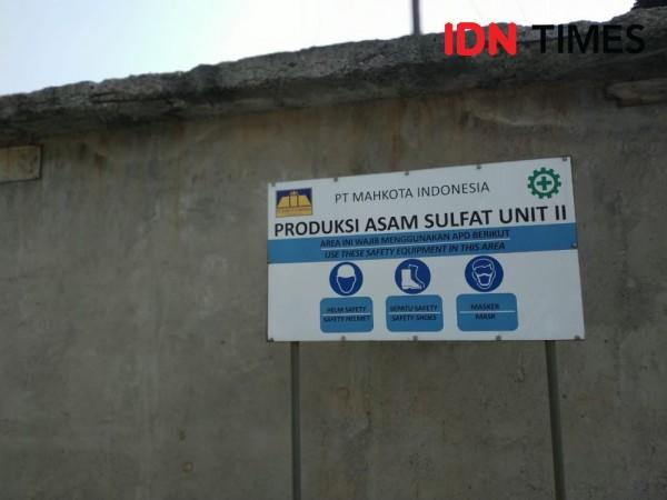Inspeksi Mendadak,Dinas LH DKI Temukan Pabrik yang Cemari Udara
