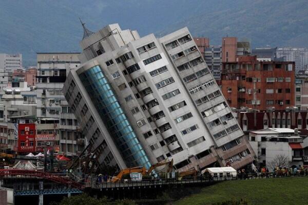 4 Fakta Gempa 6,0 SR yang Mengguncang Taiwan Kamis Pagi