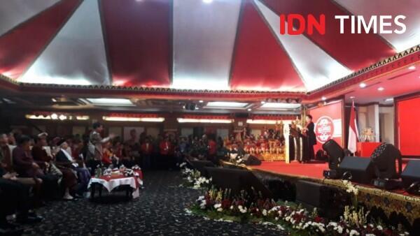 Kocak! Ini 4 Guyonan Megawati pada Prabowo saat Kongres V PDIP di Bali
