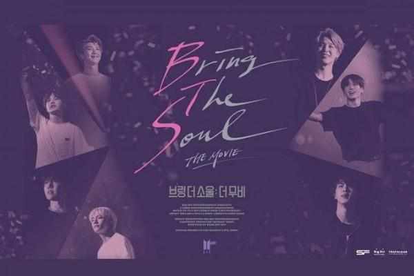 5 Fakta Film Dokumenter BTS, Bring The Soul: The Movie