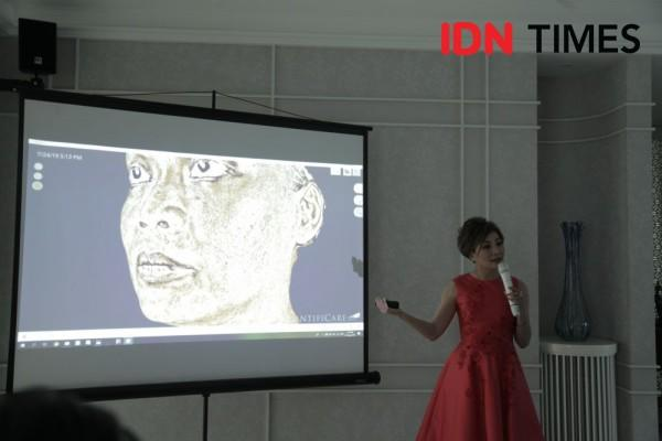 """Launching """"The Science of Facial Architecture"""", Metode ala Miracle"""