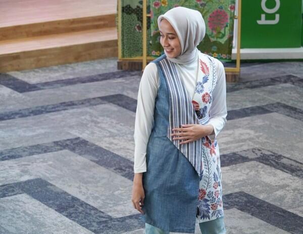 Perajin Difabel Jadi Cerita di Balik Jahitan Batik Kultur