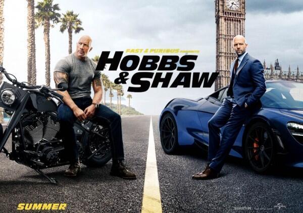 6 Fakta Fast & Furious Presents: Hobbs & Shaw, Sudah Nonton?