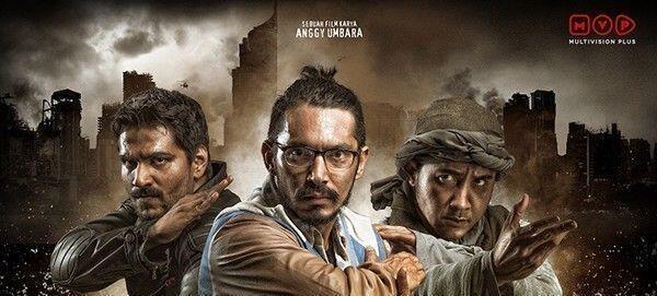 Jadi Superhero Gundala, 7 Film yang Pernah Abimana Aryasatya Bintangi