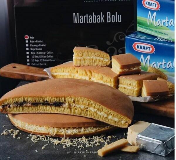 5 Rekomendasi Martabak Manis di Bandung, Bikin Ketagihan!
