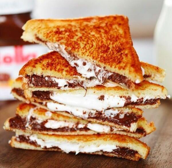 5 Resep Olahan Nutella untuk Menu Sarapan Bikin Harimu Jadi Ceria