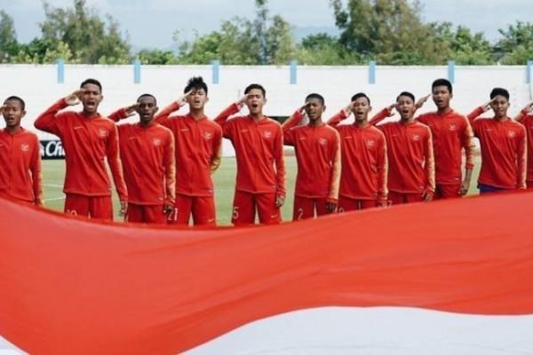 Timnas U18 Bungkam Timor Leste 4-0, Beckham Sumbang Satu Gol