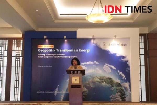 Ekonom Mari Elka Pangestu Ungkap 6 Alasan Energi TerbarukanBerkembang