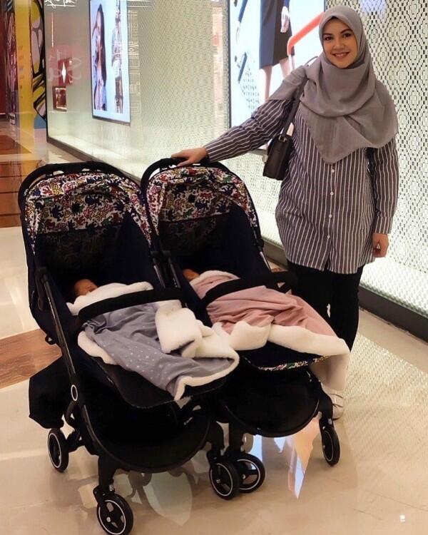 Ibu Idaman, 10 Potret Perjuangan Ratna Galih Merawat Kelima Buah Hati