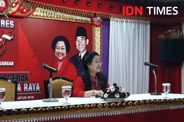 [BREAKING] Megawati Kembali Dikukuhkan sebagai Ketua Umum PDIP