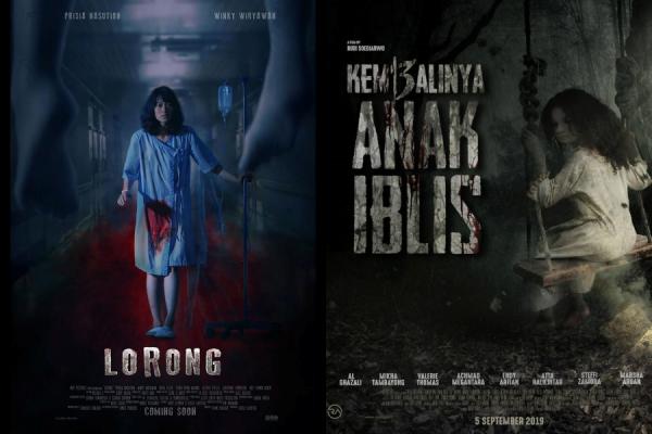 6 Film Horor Indonesia Tayang di Bulan Agustus dan September 2019