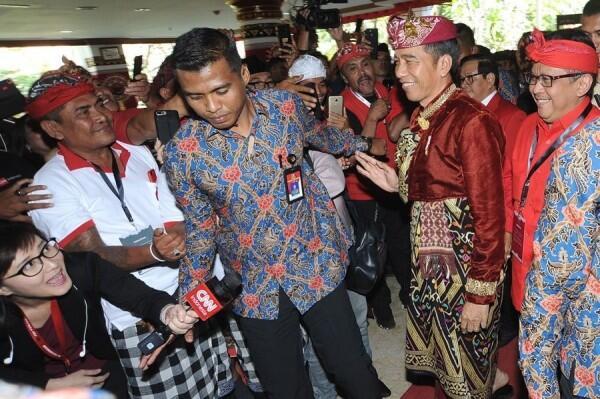 Prabowo Hadir di Kongres PDIP, Begini Respons Sandiaga