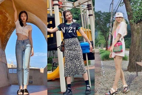 9 Inspirasi Busana Idol KPop Saat Musim Panas, Bikin OOTD makin Hits!