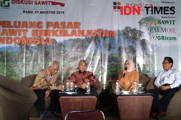 Ketika Pemerintah Promosi Sawit Indonesia