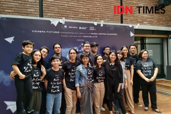 Diangkat dariBuku Karya Marchella FP, Inilah 5 Fakta Film NKCTHI