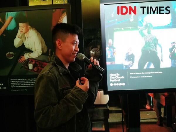 Rich Brian Gelar Pameran di Jakarta, 10 Fakta The Sailor Experience