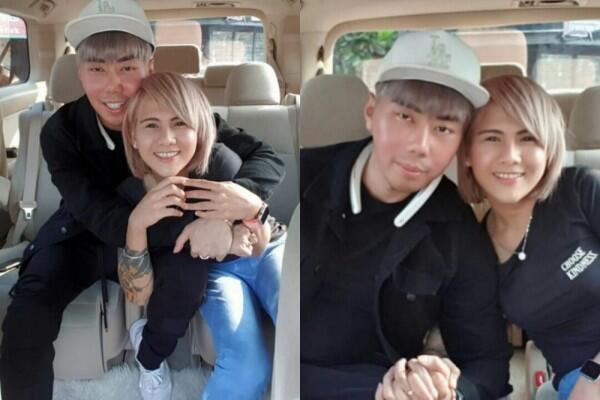 10 Potret Roy Kiyoshi & Evelin Nada Anjani yang Bikin Heboh, Pacaran?