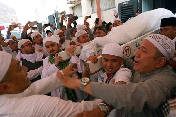 Gereja Katolik di Mojokerto Tutut Doakan Mbah Moen