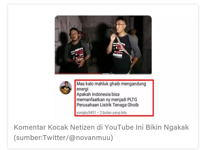 Indonesiaku, Gudang Keunikan dan Kreatifitas Tak Terbilang