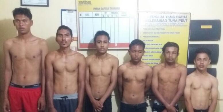 Gara-Gara Main Game Ludo Pake Taruhan Rp 2 Ribu, 6 Pemuda Ini Dipenjara 4 tahun