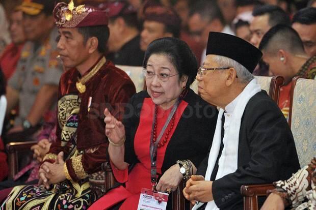Megawati Tegaskan Tak Ada Posisi Waketum dan Ketua Harian PDIP