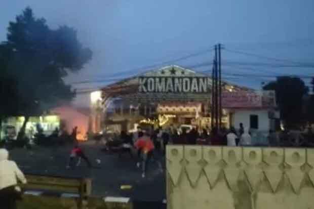Polisi Beberkan Pemicu Penyerangan Suporter Bola di Kafe Komandan Tebet