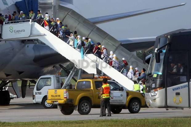 Musim Haji, 64.966 Jamaah Berangkat dari Bandara Soekarno-Hatta