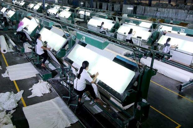 Duniatex Group Pastikan Tidak Ada PHK 45.000 Karyawan