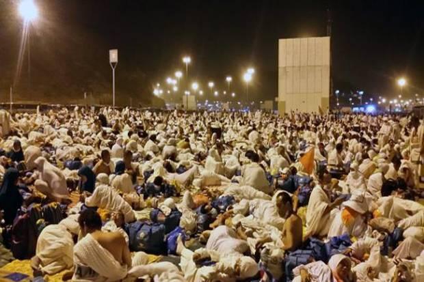 35.000 Jamaah Haji Berangkat ke Mina Jalani Sunah Tarwiyah