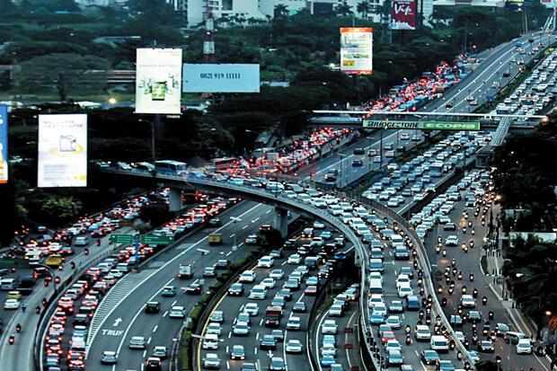 Ganjil Genap di 25 Ruas Jalan Diyakini Mampu Tekan Kemacetan hingga 40%