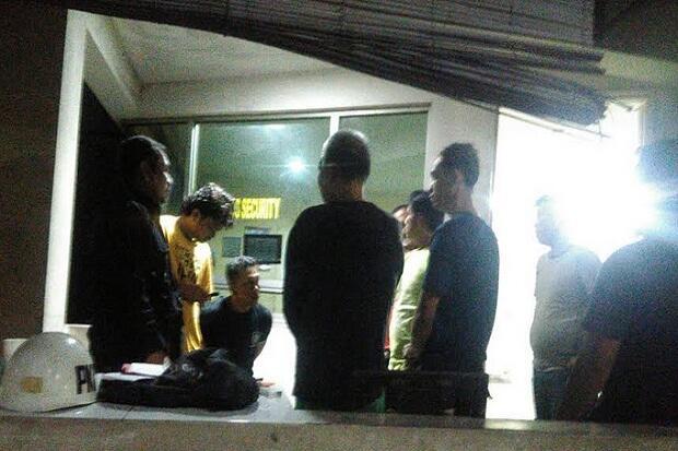 Buronan Kasus Penusukan di Lahat Jadi Satpam di Jakarta