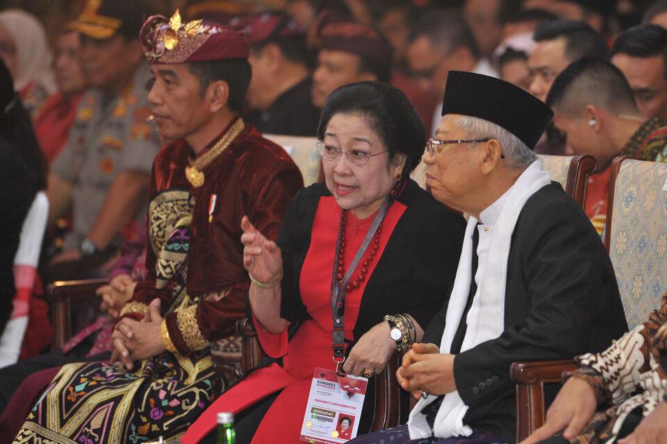 Megawati Sudah Kantongi Lebih dari 10 Nama Calon Menteri