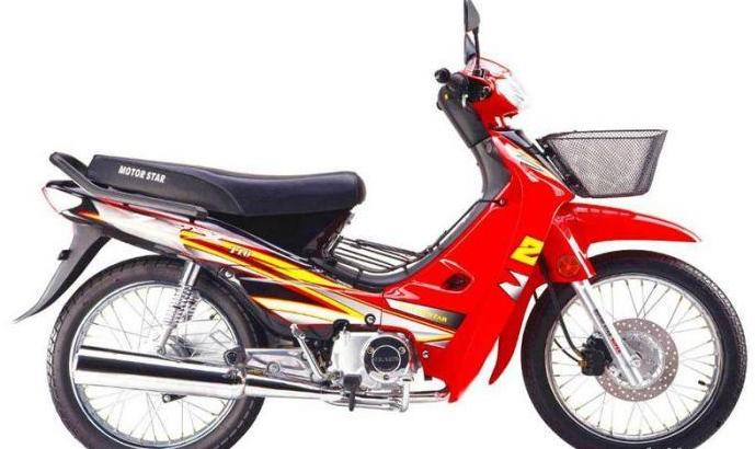 Deretan Motor China yang Desainnya Jiplakan dari Supra Tahun 1990an – 2000an