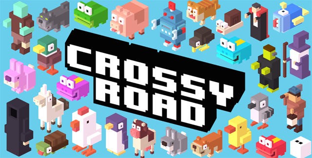 CROSSY ROAD APK V4.3.3 + APK MOD (UNLIMITED COINS, UNLOCKED FEATURE, NO ADS)