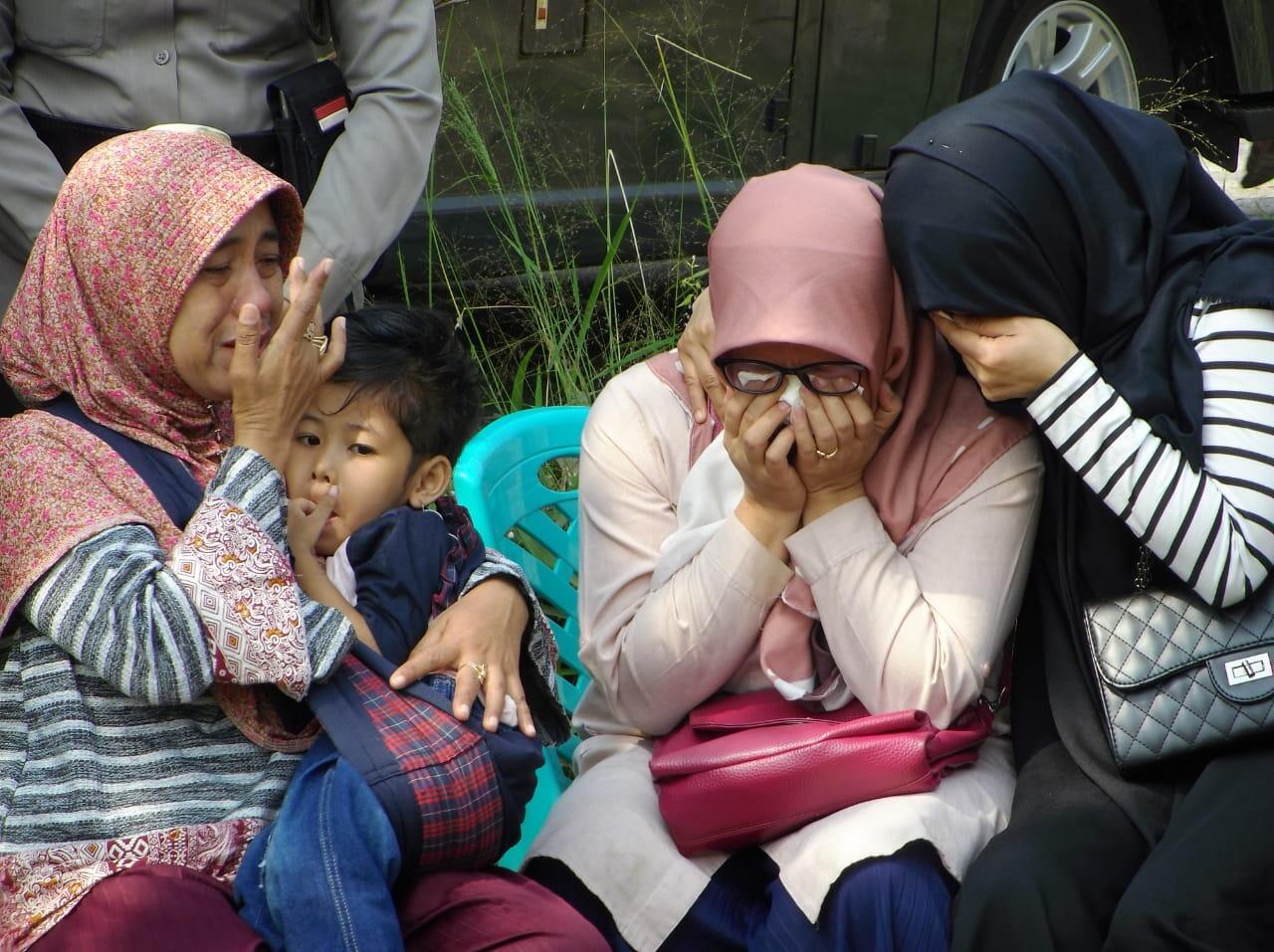 Saksikan Reka Adegan Pembunuhan Mahasiswi IPB, Keluarga Minta Pelaku Dihukum Mati
