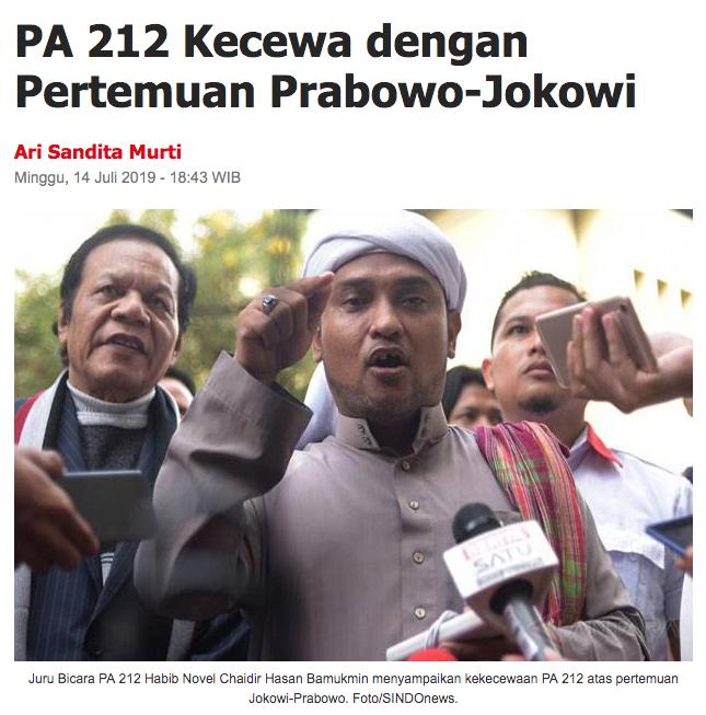 Spesialnya Prabowo di Kongres PDI-P...