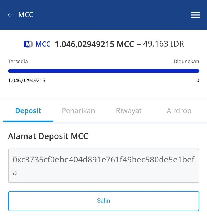 Airdrop Legit Tanpa KYC dari Aplikasi Good Morning