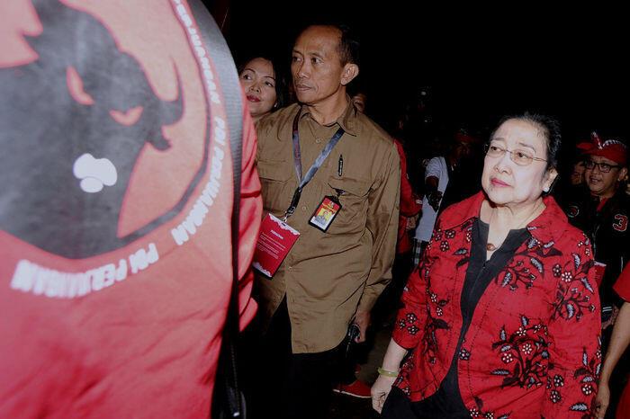 Menanti suksesi Megawati