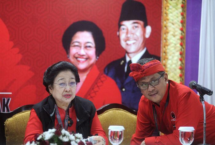 Megawati siapkan surat pemecatan I Nyoman Dhamantra