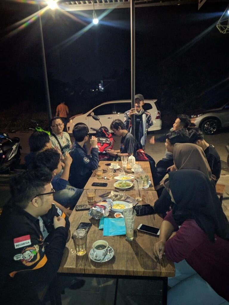 [FR] Mini Gath Forsis X Reg. Banyumas X Reg. Kedu + Nanjak Gunung Prau