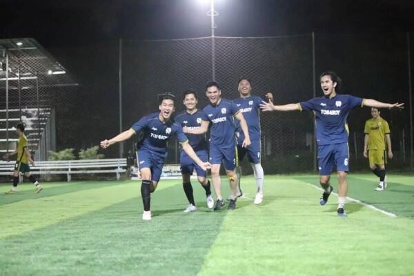 10 Keseruan Anrez Adelio Main Futsal, Pancarkan Aura Karismatik!