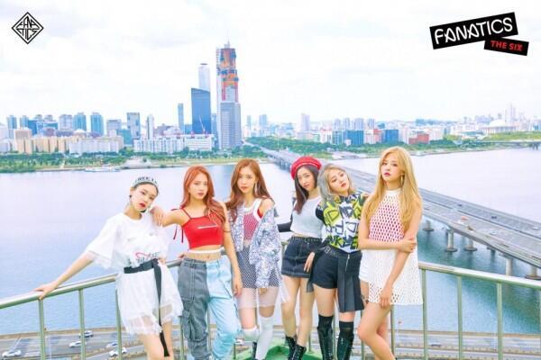 Baru Debut, Yuk Kenalan dengan 6 Member Girlband Fanatics