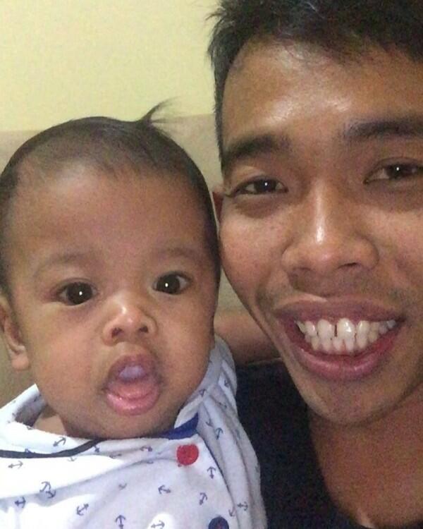 10 Kebersamaan Dede Sunandar & Anak Bungsu yang Idap Penyakit Langka